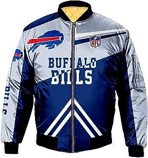 K3K Super Bowl Champions Jackets Mens Autumn Winter Outdoor Sports Big Size Outerwear Coats