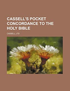 Cassell's Pocket Concordance to the Holy Bible