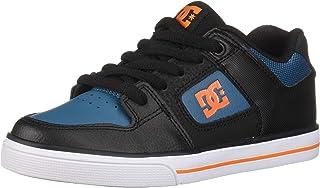 DC Kids' Pure Elastic Skate Shoe