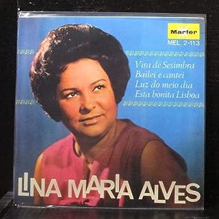 Lina Maria Alves - Luz Do Meio Dia / Vira De Sesimbra / Esta Bonita Lisboa / Bailei E Cantei - 7
