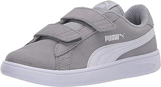 PUMA Kids Smash 2 Hook and Loop Sneaker