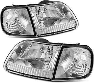 Best 2001 f150 clear headlights Reviews