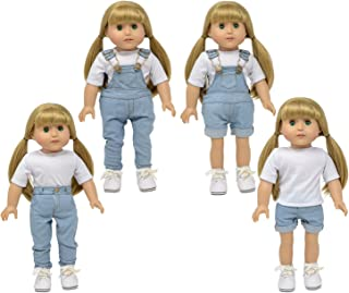 Best american girl doll overalls Reviews