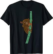 little climbing Tarsier Monkey Gift idea for exotic Animals T-Shirt