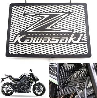 Motorcycle Radiator Grille Guard Stainless Steel Protector For Kawasaki Z800 Z1000 Z750 Z750R Z1000SX Ninja 1000