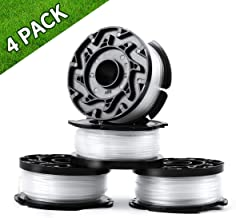 Afaris Line String Trimmer Replacement Spool for Black and & Decker,4-Pack