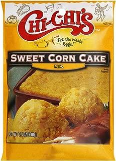 Chi Chi's Sweet Corn Cake Mix 7.4 OZ (Pack of 3)