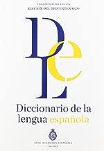 Diccionario de la Lengua Española RAE 23a. edición (Spanish Edition),2 volumes