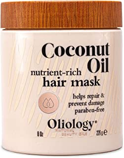 Best coconut oil hair mask oliology Reviews