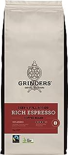 Grinders Coffee 1kg Rich Espresso,