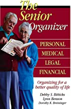 The Senior Organizer: Personal, Medical, Legal, Financial