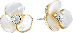 Kate Spade New York Disco Pansy Studs