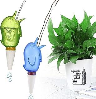 Planten Water Geven Automatische,2-delige set in Vogelvorm,Druppelaars voor Tuin,Druppel Irrigatie Apparaat Zelf Watering,...
