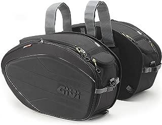 GIVI (ジビ) サイドバッグ 左右セット 33~40L 容量可変 EA100B 94355