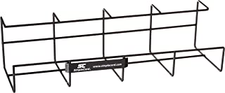 "Wire Tray Desk Cable Organizer - 32"" Open Slot Raceway to Hold Cables, Cords, or Wires on Desks - Office Cable Management ..."