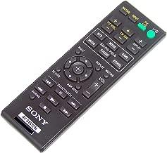 OEM Sony Remote Control Originally Shipped With: HTCT260HP, HT-CT260HP, SACT260H, SA-CT260H, SACT260, SA-CT260