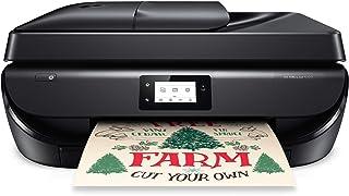HP OfficeJet 5222 All-in-One Wireless Color Inkjet Printer (Renewed)