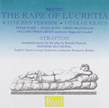 Rape Of Lucretia/Stratton