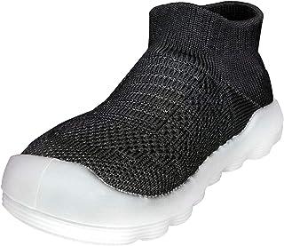 Vorgelen Zapatos Primeros Pasos Bebé Niños Suave Suela Zapatillas Niñas Transpirable Antideslizante Slipper Ligero Slip-on...