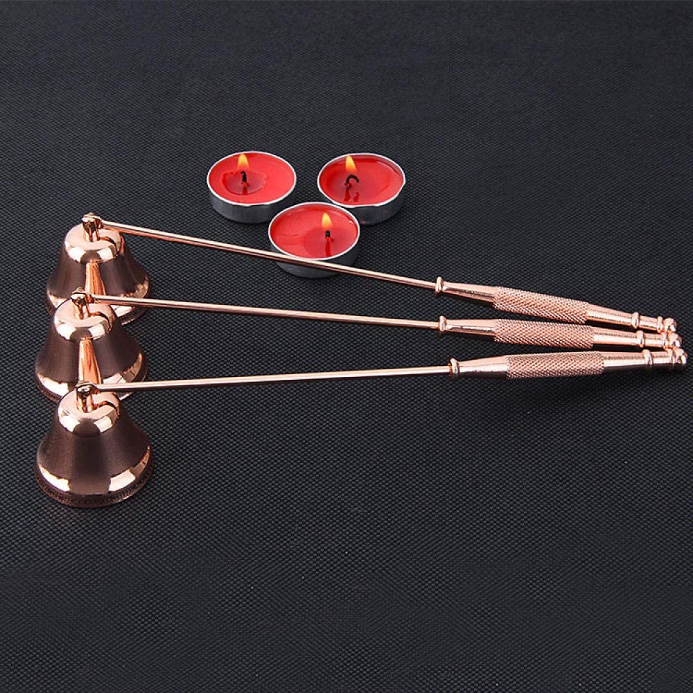 ExpensiveLight Candle Snuffer Snuff Polished Discount is also underway Stain Special Campaign Bottle