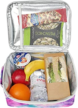 Sachi Insulated Junior Lunch Tote, Galaxy