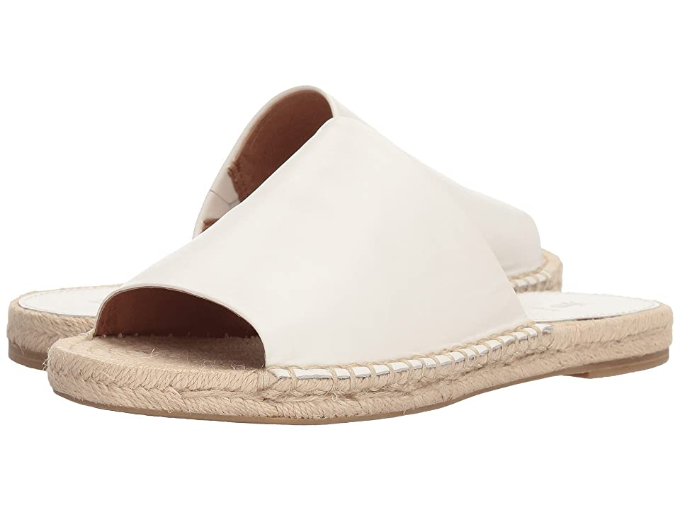 Frye Nadia Slide (White) Women