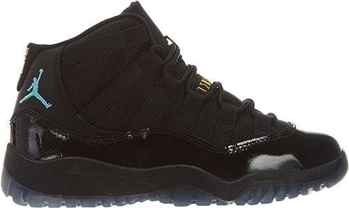 Nike Jordan 11 Retro BP, Hausschuhe de Deporte para Niños