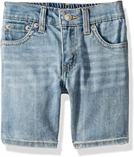 Levi's Boys' 511 Slim Fit Denim Shorts