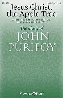 Jesus Christ, the Apple Tree - SATB/opt. Flute - SATB/FLUTE - Sheet Music