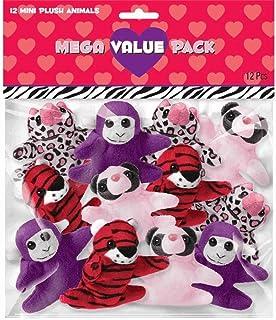val mini plush animals mvp