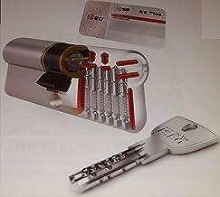 40X45 leva larga n/íquel, 40 x 45 mm Iseo 880940459.5 Bombillo de seguridad