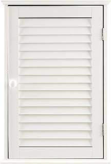Premier Housewares Pensile per bagno con anta singola 57 x 3