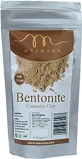 Mesmara Bentonite Cosmetic Clay,100g