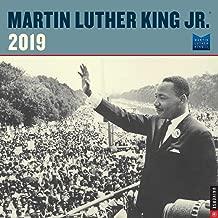 Martin Luther King Jr. 2019 Wall Calendar