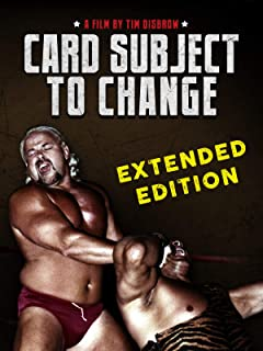 Card Subject To Change: Extended Edition