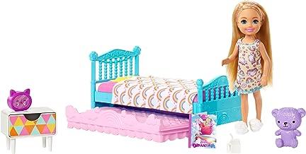 Barbie Club Chelsea Bedtime Playset