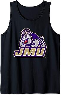 James Madison JMU Dukes NCAA PPJMU17 Tank Top