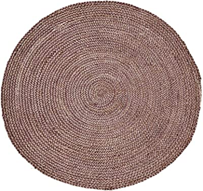 House Doctor Rug Structure, Henna, Dia: 100 cm