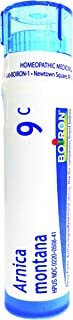 Boiron Arnica Montana 9C 80 Pellets Homeopathic Medicine for Pain Relief