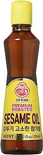 Ottogi Premium Roasted Sesame Oil, 320ml