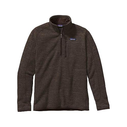 712fa8f1437 Patagonia Men s Better Sweater 1 4 Zip