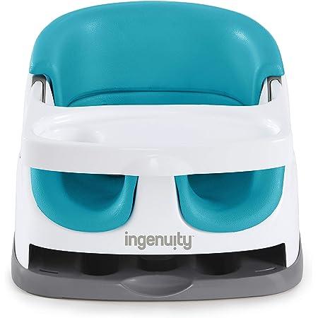 ingenuity インジェニュイティ Baby Base 3.0 ベビーベース 3.0 ベビーソファ ブルー 6ヶ月~ (11247) by Kids II
