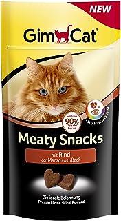 جيمبورن جيم كات مكافئة للقطط مع اللحم ، 35 غ