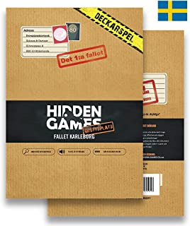 Hidden Games Brottsplats - Det 1:a fallet - Fallet Karleborg (Svensk version)