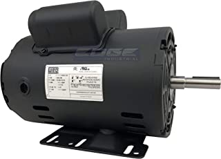 NEW 3HP Electric Motor for air Compressor 3455 RPM 5/8