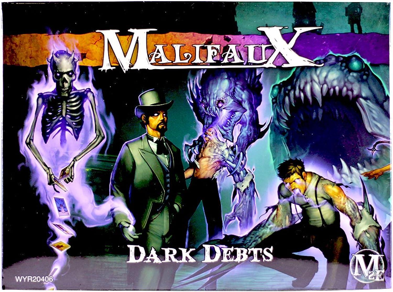 Malifaux  Neverborn Dark Debts Box Set