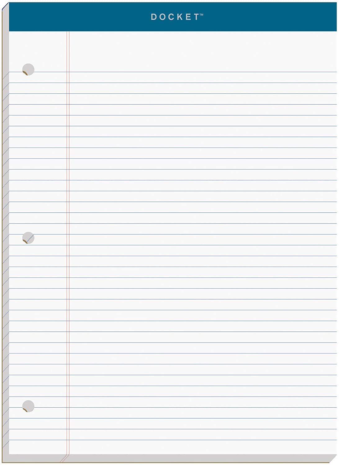 TOPS Docket Writing Pad 8-1 Now free shipping 2