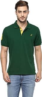 Men's Polo Collar Half Sleeve T-Shirt