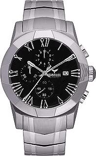 TIBALDI New York Chronograph, Stainless Steel Bracelet