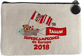 Diver Bebé Monedero Atlético de Madrid supercampeones Tallin 2018 Supercopa de Europa
